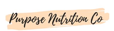 Home Page - Purpose Nutrition Consulting
